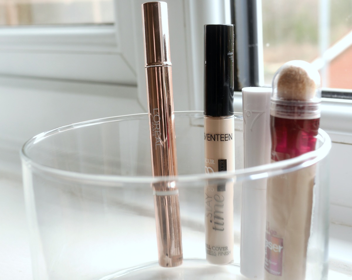 The Ultimate Drugstore Concealers