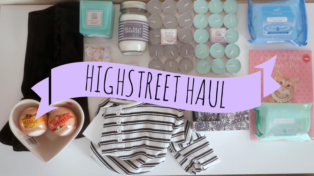 HIGHSTREET HAUL